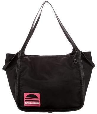 Marc Jacobs Leather Trim Tote