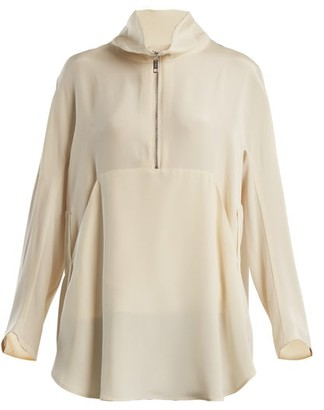 Sportmax Maser Top - Womens - Ivory
