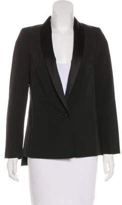 DREW Shawl-Lapel Button-Up Blazer w/ Tags