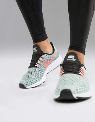 Nike Running Air Zoom Pegasus 35 sneakers in mint 942851-009