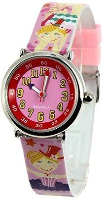 Baby Watch (ベビー ウォッチ) - ベビーウォッチ babywatch コフレボヌール サーカス クオーツ 腕時計 CB015 ピンク