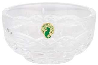 Waterford Crystal Dolmen Bowl
