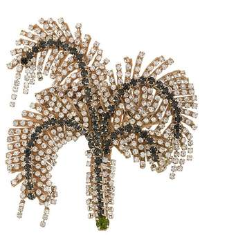 No.21 palm tree brooch