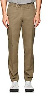 Hiltl Men's Cotton Modern-Fit Trousers