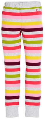 Joules Isla Rib-Knit Striped Leggings, Size 2-6