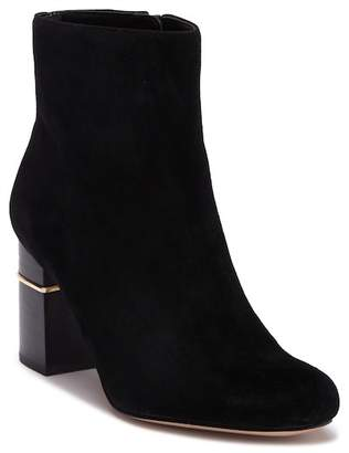 Enzo Angiolini Ginette Suede Bootie