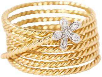 H.Stern Yellow gold ring