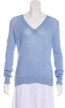 Barneys New York Barney's New York Cashmere Knit Sweater