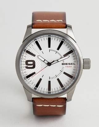 Diesel DZ1803 Men's Leather Watch