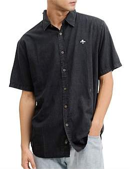 Thrills Constructed Short Sleeve Shirt