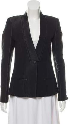 HUGO BOSS Boss by Metallic Shawl-Lapel Blazer