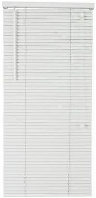 Little Black Book 25mm Venetian Blind - W120xL160cm – White