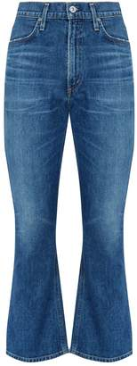Citizens of Humanity Demy Crop Flared Jeans