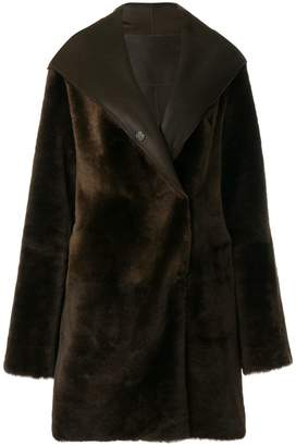 Sylvie Schimmel Cortina oversized coat