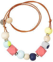 Greenwood Designs Womens Necklaces Ladies Mixup Necklace Size OneSize Bright001