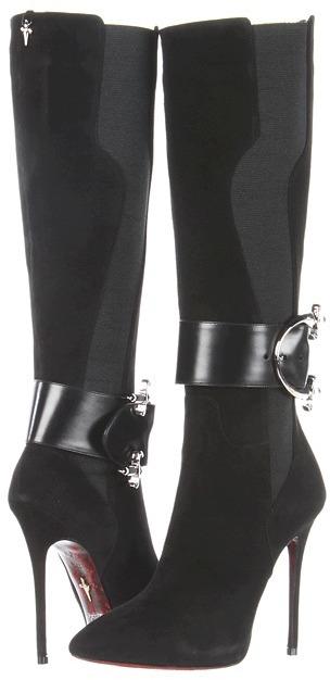 Cesare Paciotti E235210 (Black) - Footwear
