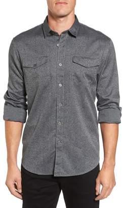 COASTAORO Doral Regular Fit Flannel Shirt