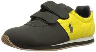 Polo Ralph Lauren Boys' Brightwood EZ Sneaker M060 M US Toddler