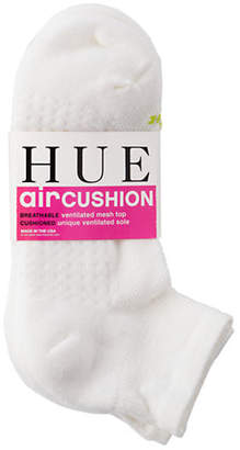 Hue Air Cushion Quarter Top Socks
