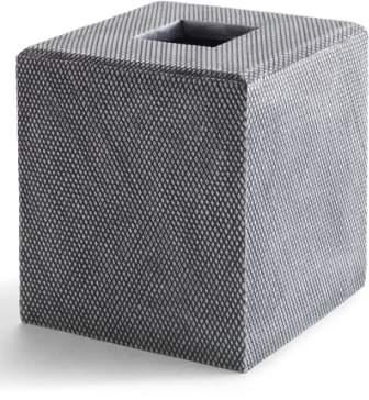 Etched Tissue Box Holder