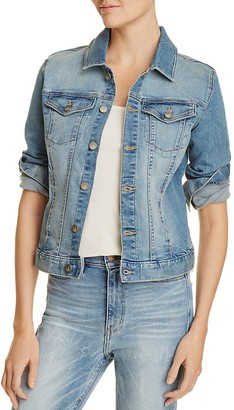 Calvin Klein Jeans Denim Trucker Jacket $89.50 thestylecure.com