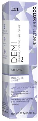 Ion Chrome Demi Permanent Creme Hair Color $4.99 thestylecure.com