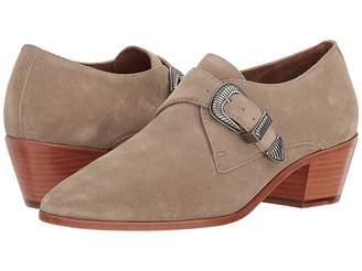Frye Ellen Buckle Monk Women's Boots