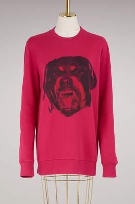 Givenchy Rottweiler oversized sweatshirt