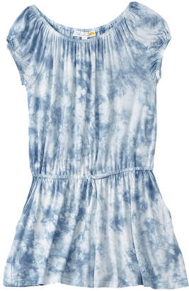 C&C California Tie-Dye Drop Waist Dress