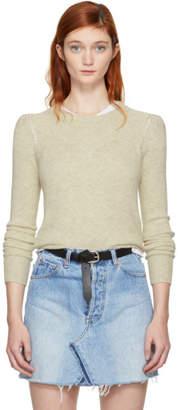 Etoile Isabel Marant Grey Kios Sweater