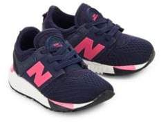 New Balance Baby's Lace-Up Low-Top Sneakers