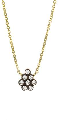 Yannis Sergakis Adornments Charnières Eight Bezel Diamond Necklace