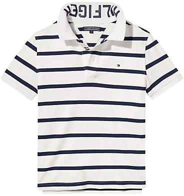 Boys' Stripe Polo Shirt
