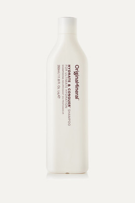 Original & Mineral - Hydrate & Conquer Shampoo, 350ml - one size