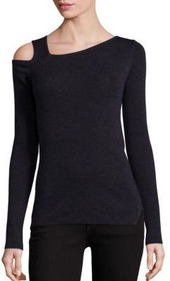 Bailey 44 Collective One Shoulder Top $178 thestylecure.com