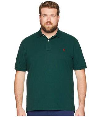 Polo Ralph Lauren Big & Tall Big Tall Basic Mesh Short Sleeve Classic Fit Polo