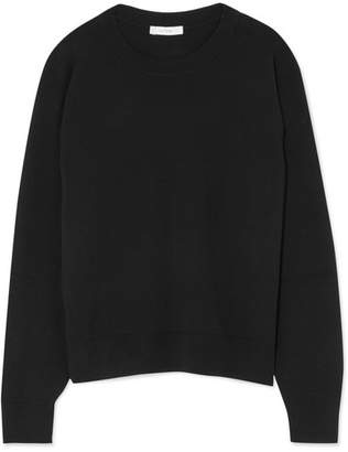 The Row Rudi Wool-blend Sweater - Black
