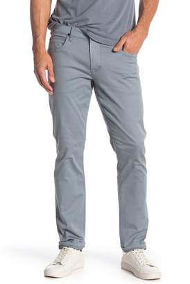 Hudson Blake Slim Fit Jeans (Off White)