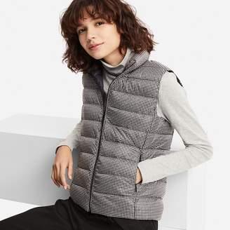 Uniqlo WOMEN Ultra Light Down Printed Vest