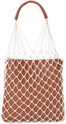 Like Dreams Two-in-One Fishnet Tote