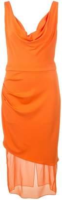 Cushnie draped dress