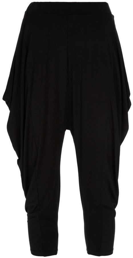 Issey Miyake jersey harem trouser