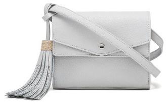 Elizabeth And James Eloise Field Crossbody Bag - Blue $375 thestylecure.com
