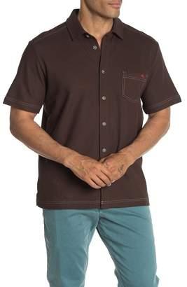 Tommy Bahama Emfielder Knit Camp Original Fit Shirt