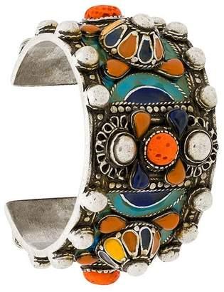 Saint Laurent Marrakech cuff bracelet