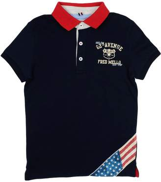 Fred Mello Polo shirts - Item 12158724DN