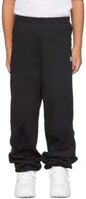 Balenciaga Boy Black BB Lounge Pants