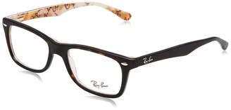Ray-Ban Women's 0RX 5255 5776 53 Optical Frames