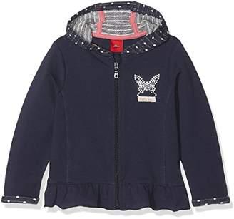 S'Oliver Baby Girls' 65.708.43.4957 Sweatshirt