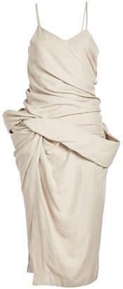 Jacquemus Curacao Long Dress